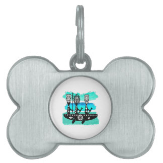 THE SOUTHERN PASSAGE PET NAME TAG