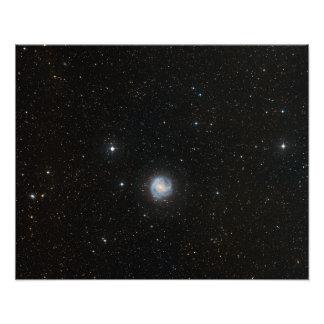 The Southern Pinwheel Galaxy Photo Print