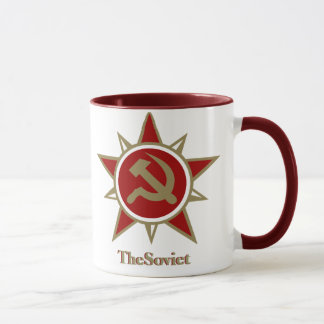 The Soviet Coffee Mug