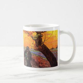 The Sower, Vincent Van Gogh Coffee Mug