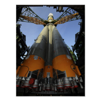 The Soyuz TMA-13 spacecraft 2 Poster