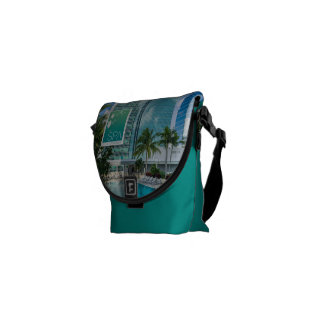 The Spa at Conrad Miami Messenger Bag