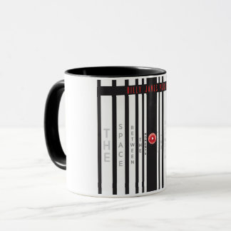 The Space Between The Moments Album Mug