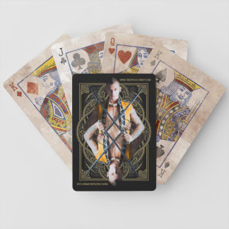 The Space Cowboy Bicycle® Poker Playing Cards