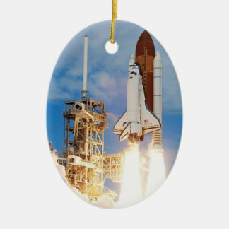 The Space Shuttle Discovery Ornament