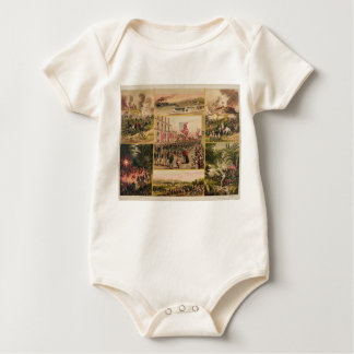 The Spanish American War by Hoover Romper
