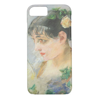 The Spanish Woman (pastel on paper) iPhone 7 Case