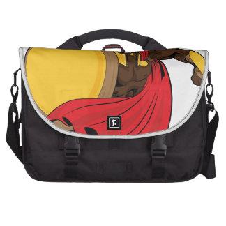 The Spartan (Black Edition) Laptop Commuter Bag