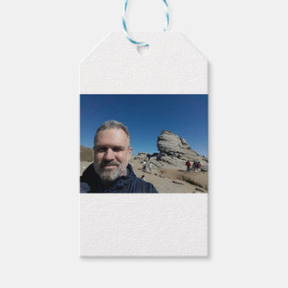 The Sphinx, Bucegi Mountains, Romania (design #2) Gift Tags