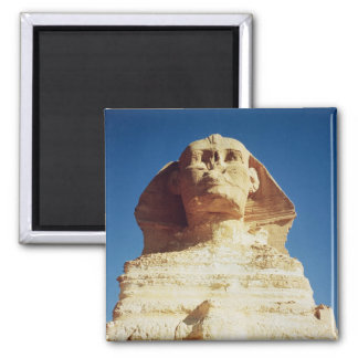 The Sphinx, dating from the reign of King Magnet