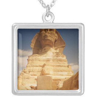 The Sphinx, dating from the reign of King Necklaces