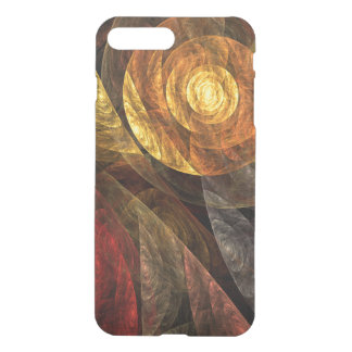 The Spiral of Life Abstract Art Deflector iPhone 8 Plus/7 Plus Case
