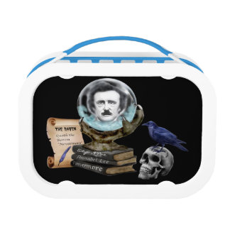 THE SPIRIT OF EDGAR ALLAN POE LUNCH BOX