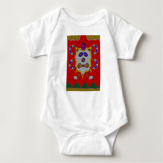 The Spirit of the Cold Winter Sun Baby Bodysuit