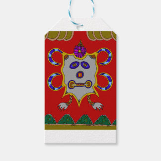 The Spirit of the Cold Winter Sun Gift Tags