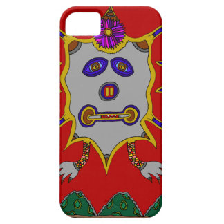 The Spirit of the Cold Winter Sun iPhone 5 Cover