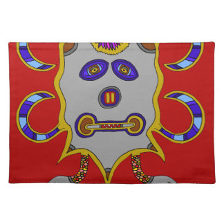 The Spirit of the Cold Winter Sun Placemat