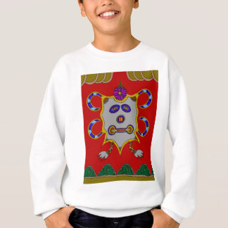The Spirit of the Cold Winter Sun Sweatshirt