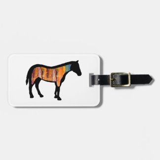 THE SPIRIT WITHIN LUGGAGE TAG