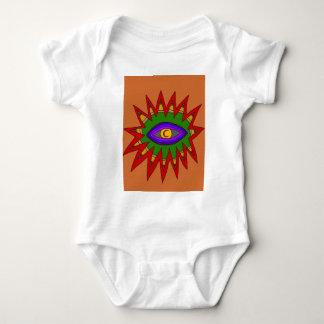 The Spiritual Atom Baby Bodysuit