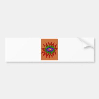 The Spiritual Atom Bumper Sticker