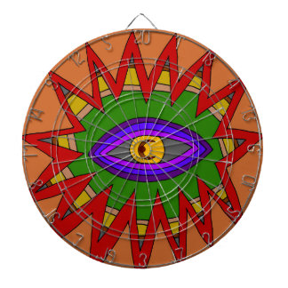 The Spiritual Atom Dartboard