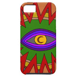 The Spiritual Atom iPhone 5 Case