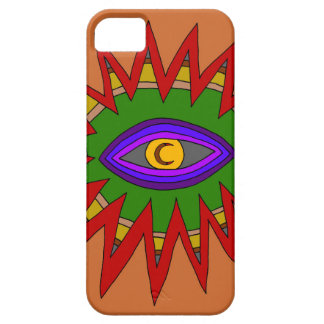 The Spiritual Atom iPhone 5 Cases