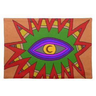 The Spiritual Atom Placemat