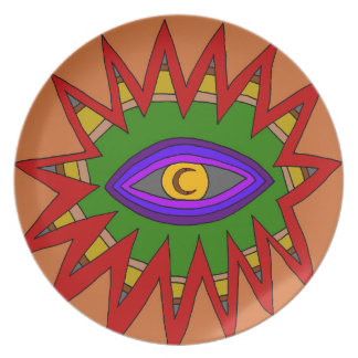 The Spiritual Atom Plate
