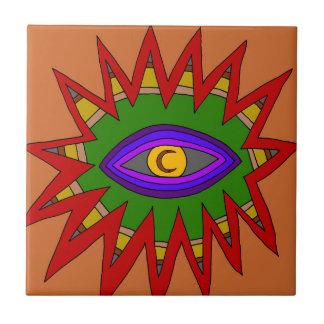 The Spiritual Atom Tile
