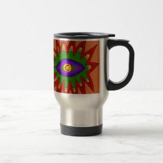The Spiritual Atom Travel Mug