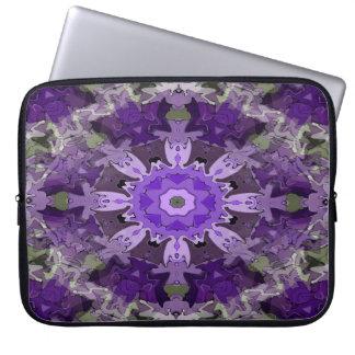 The Spiritual Mandala... Laptop Sleeve
