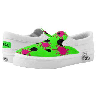 the splats` Slip-On sneakers