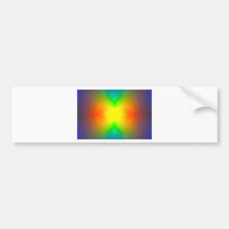 The Splitting Universe. Bumper Sticker