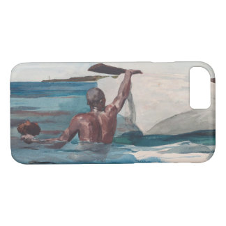 The Sponge Diver - Homer Winslow iPhone 8/7 Case