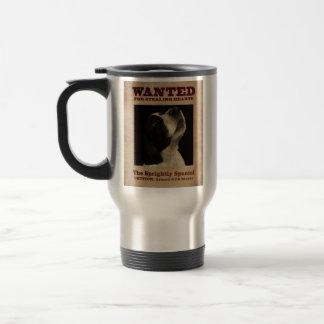The Sprightly Springer Spaniel Travel Mug
