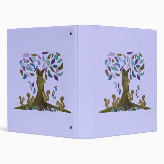 The Squirrels Treehouse Binders