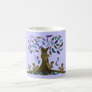 The Squirrel's Treehouse Coffee Mug