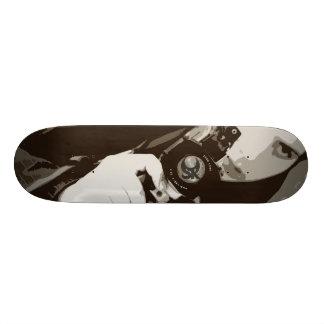 The SR Retro Board Skate Board