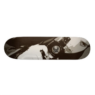 The SR Retro Board Skateboard Deck