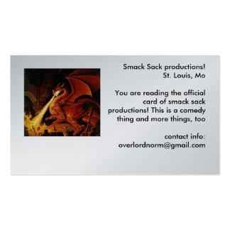 the SSP biz card Business Card