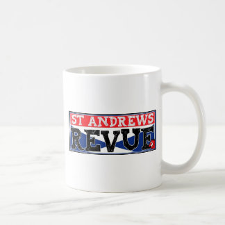 The St Andrews Revue Coffee Mug