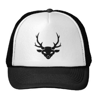 The Stag Mesh Hat