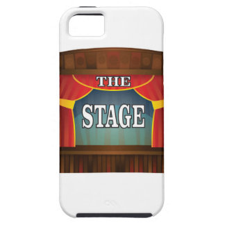 the stage goes on iPhone 5 cases