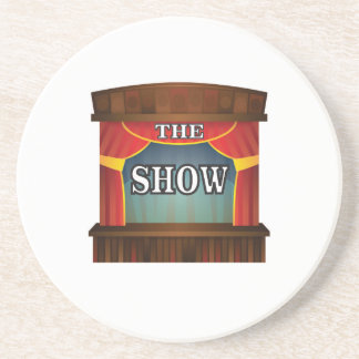 the stage show coaster