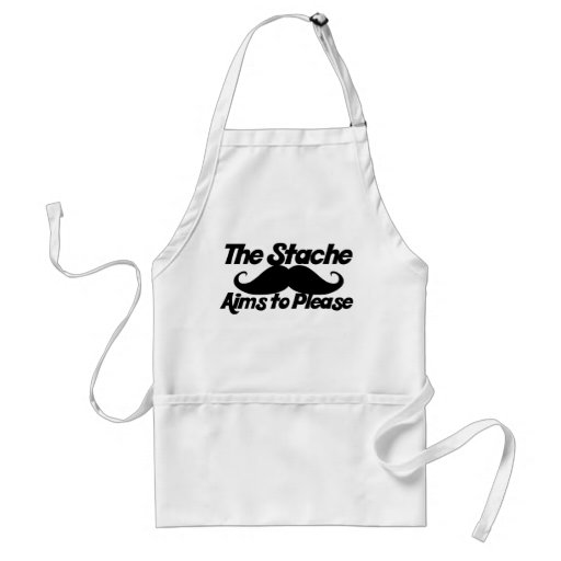 The Stahce Aims to Please Apron