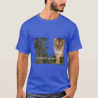 The Stalking Tiger. T-Shirt