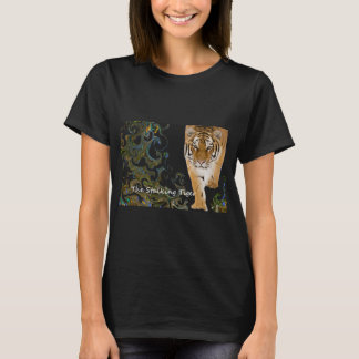 The Stallking Tiger. T-Shirt