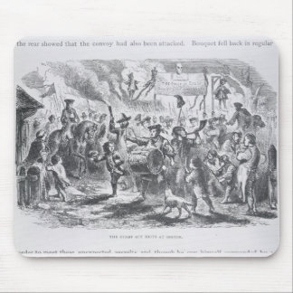The Stamp Act Riots at Boston Mouse Pad